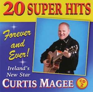 CURTIS MAGEE 20 SUPER HITS CD