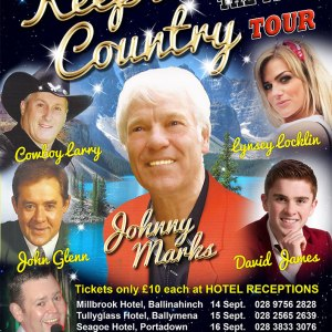 Johnny Marks Event Flier