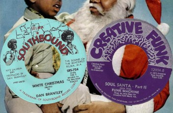 Musicdawn Funky Christmas 2016 Dan Brantley & Funk Machine Christmas 45's