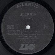 Led Zeppelin - Houses Of The Holy, Atlantic EP