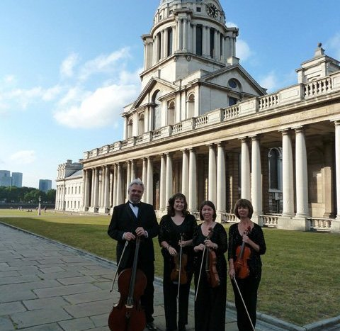 The Palladian String Quartet