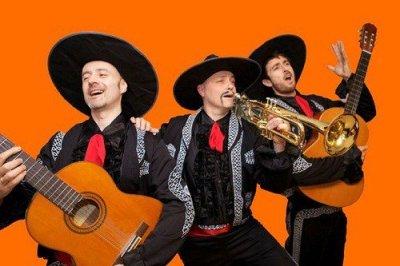 mexican mariachi Show band