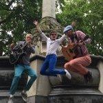 The Rock & Roam Acoustic Trio