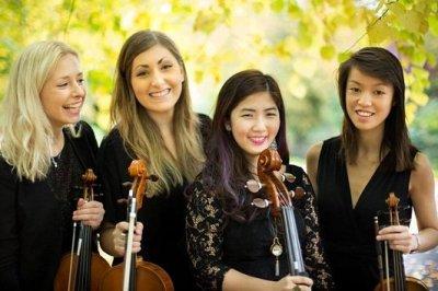 Hire An All Female String Quartet In London