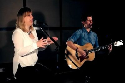 Guitar & Vocal Duo For Hire In London