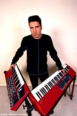 Derek Sherinian keyboard