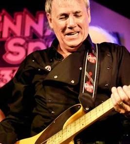Nick Simper bass