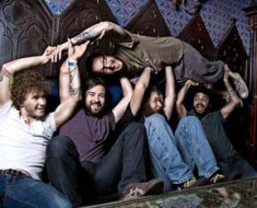 Protest the Hero band 2012 promo