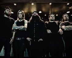 All Shall Perish band 2011