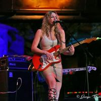 Ana Popovic - Mohegan Sun Wolf Den – PHOTOS