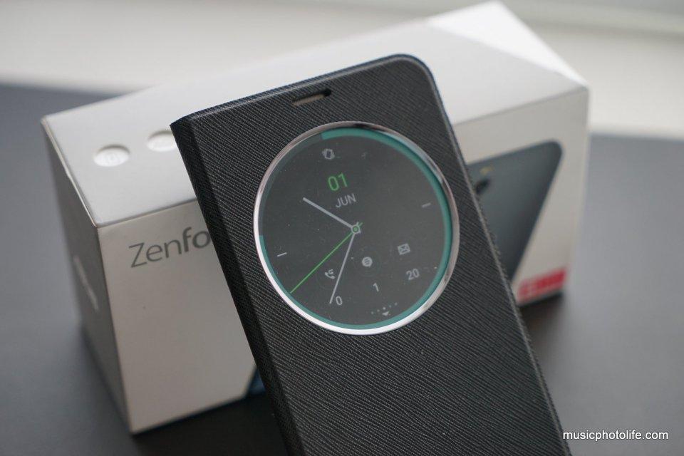 ASUS Zenfone 2 Flip Cover Deluxe