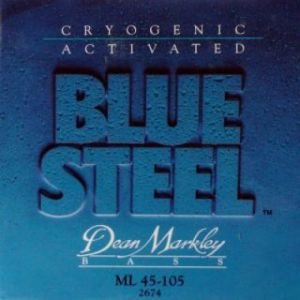 Струны Dean Markley Blue Steel ML 2674