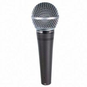 Вокальный микрофон SHURE SM48 LC
