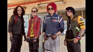 My Chemical Romance - band picture - 2010