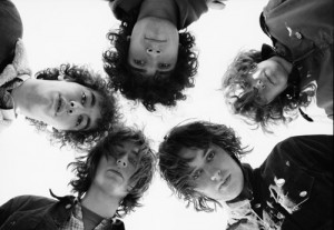 The Strokes - band picture - 2011