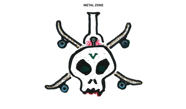 the-vines-metal-zone-single