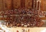 Probe 22.7.1977 Théatre Antique d'Orange