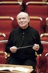 Gary Bertini bei der Probe in der Kölner Philharmonie