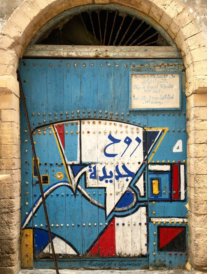 15 Beautiful Moroccan Doors | Musings of a Gourmande
