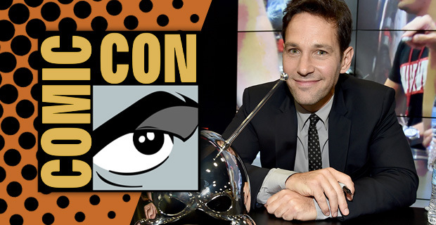 Comic Con 2014 Ant Man Photo Gallery Ant Man and The Avengers 2 Casts Invade Comic Con 2014 [Photo Gallery]