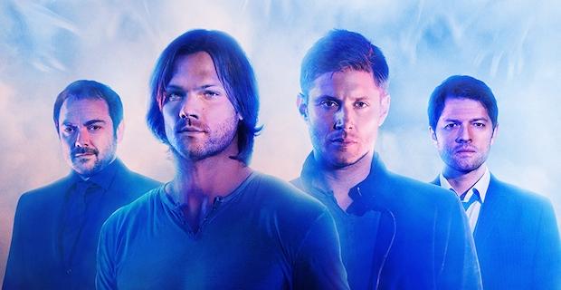 Supernatural Season 11 Renewal The CW Renews Arrow, Flash & Supernatural; Sets iZombie Premiere Date