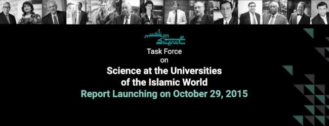 Would you Like to Endorse the Recommendations of the Science at Universities Task Force?