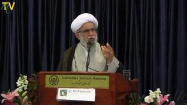 Ein Abend mit Ayatullah Ramezani