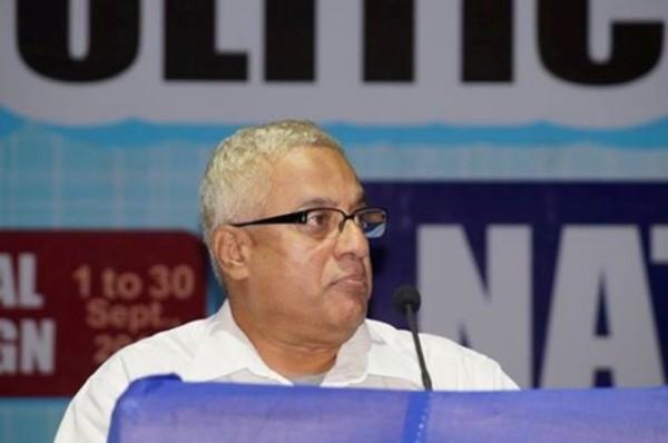 Ravi Nair, Director, SAHRDC