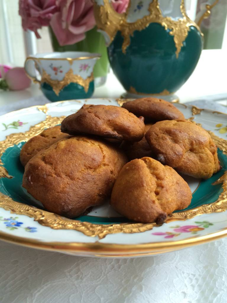 Large Of Sweet Potato Cookies