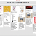 Top Ten Items That Go Into Planning an Elementary General Music Holiday Concert