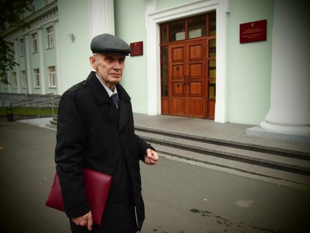 Анатолий Григорьев. Фото: Валерий Поташов