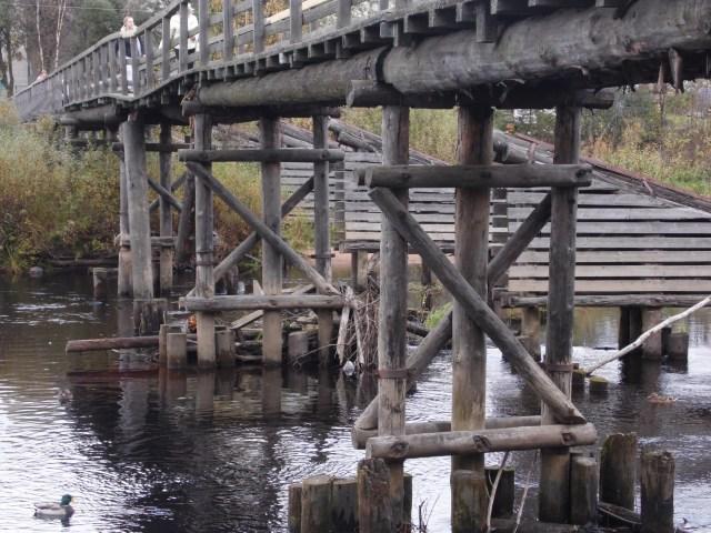 Долго ли простоит этот мост без ремонта? Фото: Алексей Владимиров