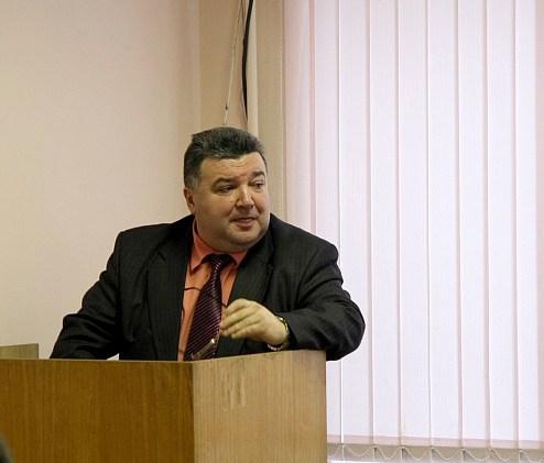 Игорь Жадановский. Фото: gov.karelia.ru