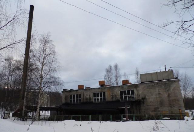 Котельная курортного поселка. Фото: Алексей Владимиров