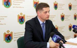 Денис Косарев. Фото: gov.karelia.ru