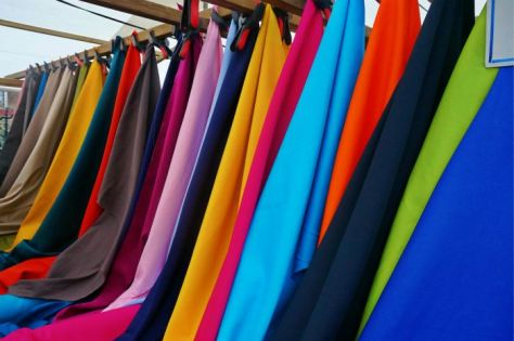 Largest Fabric Market Of Holland
