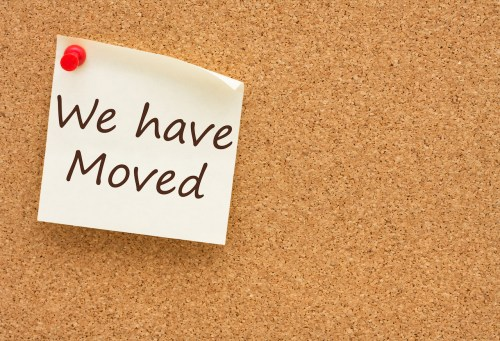 Medium Of We Have Moved