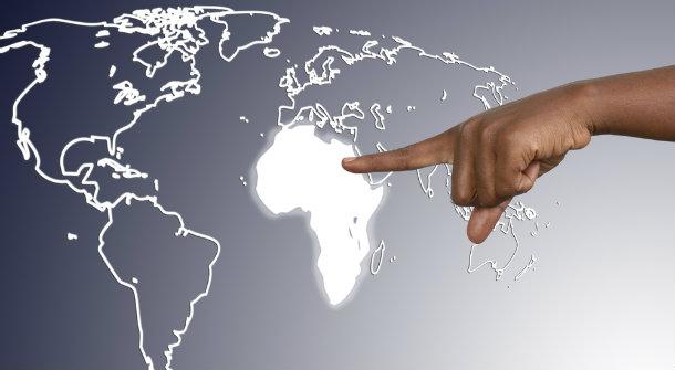 finger point africa