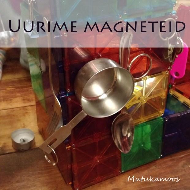magnetite katse