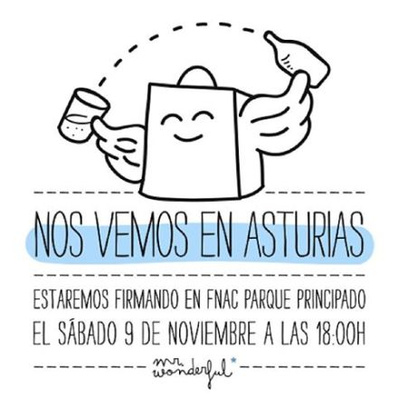 Mr_wonderful_firma_libros_fnac_asturias