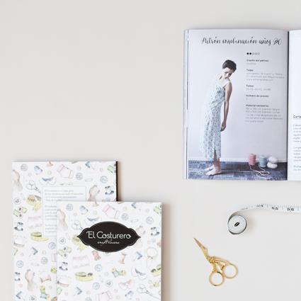 El Costurero Pattern, la nueva editorial para amantes de las manualidades