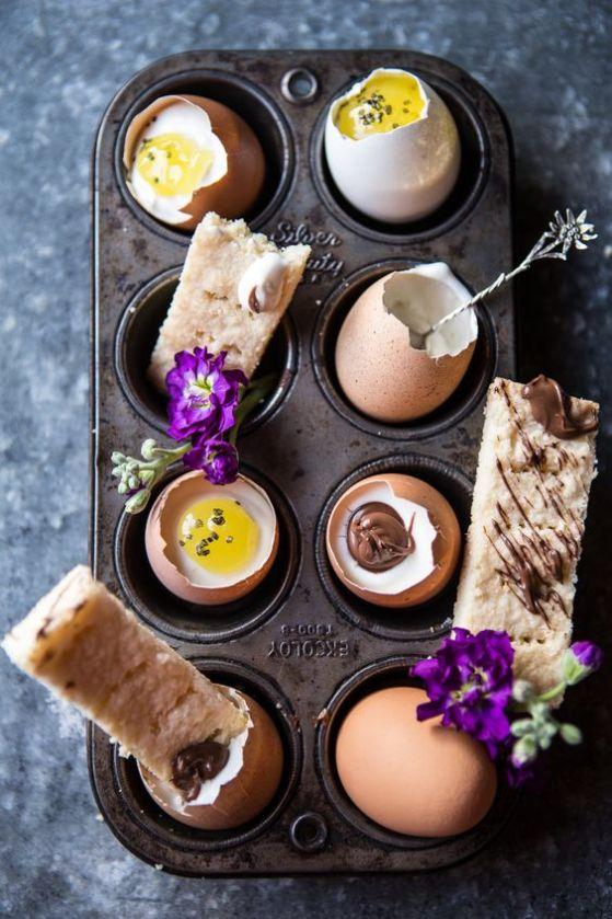 huevos molones