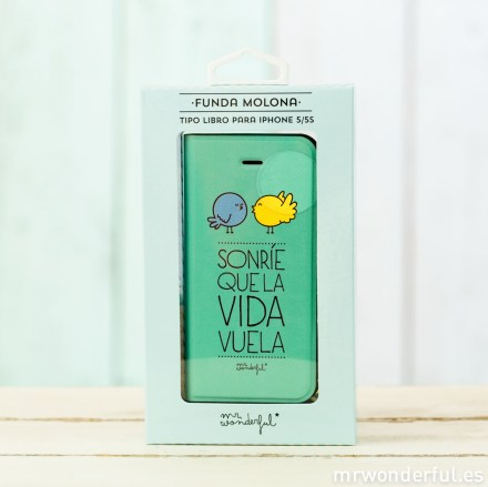 mrwonderful_MRFOL003_funda-mint-iphone-5-5s_sonrie-vida-vuela-1