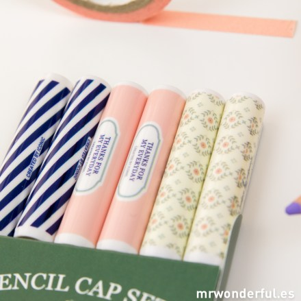 mrwonderful_1800_BLOSSOM_pack-6-tapones-lapices-blossom-6