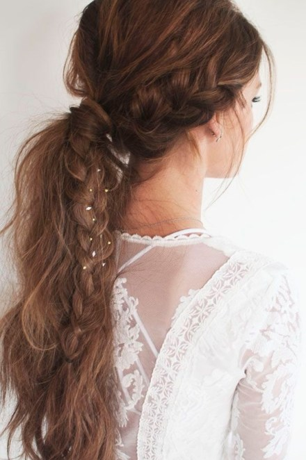 Ponytail-Hairstyle-with-Braids-Cute-Long-Hairstyle-Ideas-for-Girls