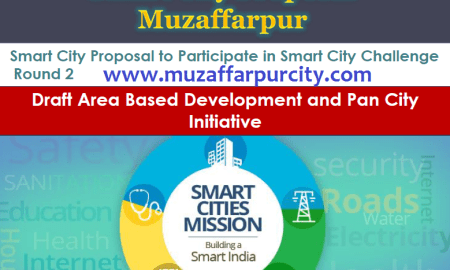Muzaffarpur Smart City Project preface