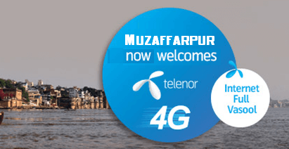 Telenor India launches 4G services in Muzaffarpur