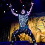25 years on, metal legends Iron Maiden will return to Adelaide