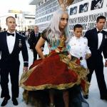 Lady Gaga dominates the MTV Video Music awards in LA