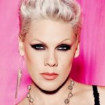 Pink heads for Oz with family to promote new album